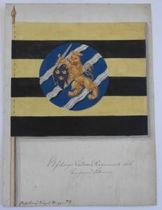 Älvsborgs regementes kompanifana