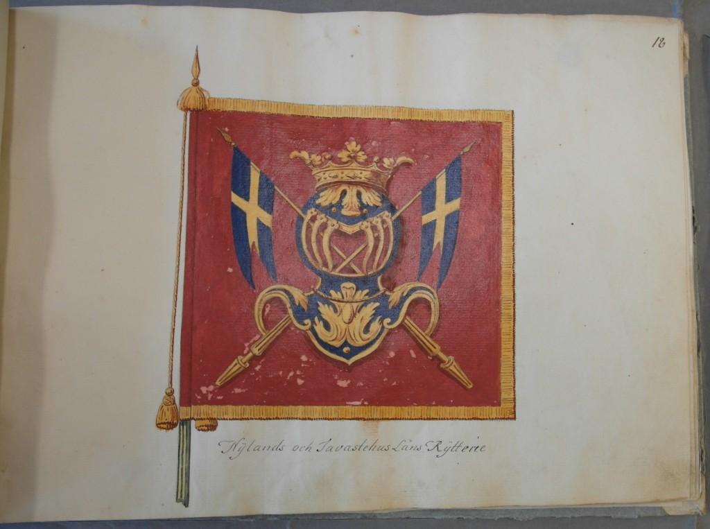 Nylands & Tavastehus regemente