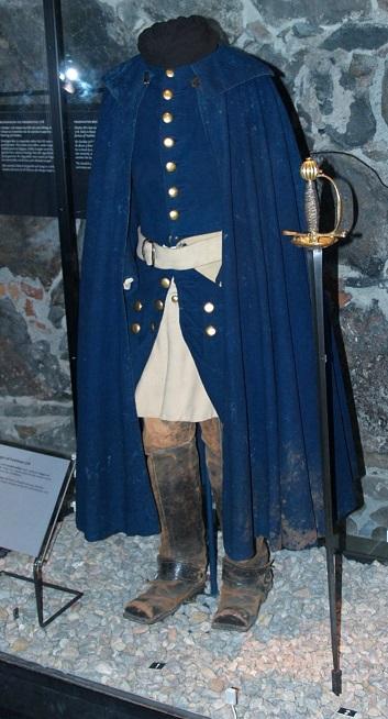 Karl XII 1718-liten