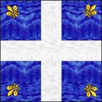 Royal Suedois fana före 1760