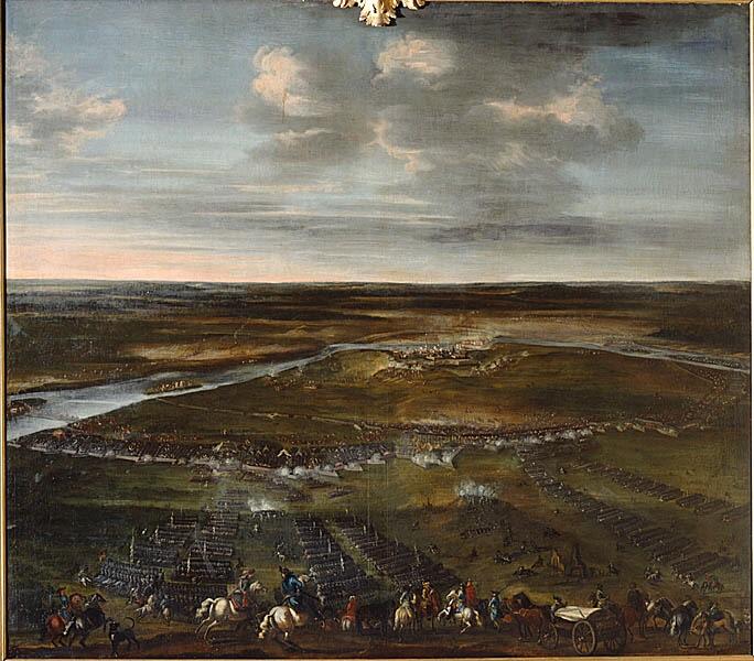 Slaget vid Narva (av David von Krafft eller av Daniel Stawert)